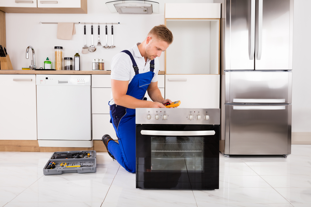 Cookers & Ovens (Electric) – Component Breakdown, Testing and Repair Procedures