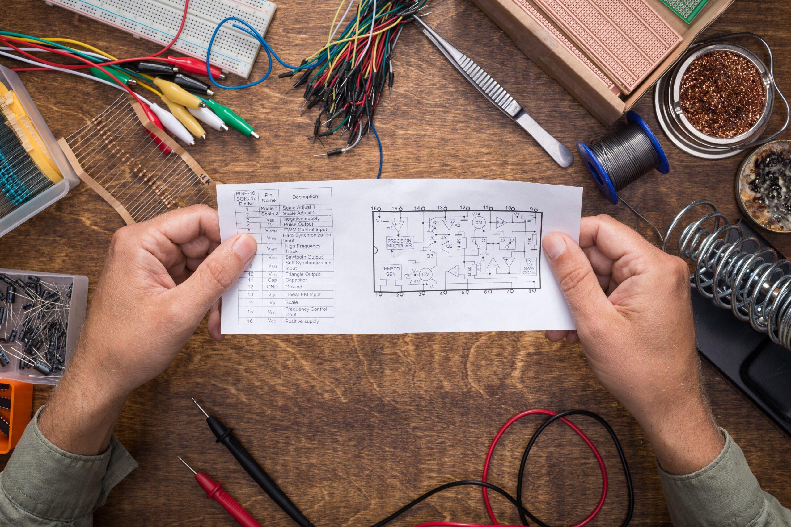 Wiring Diagrams & Electrical Symbols